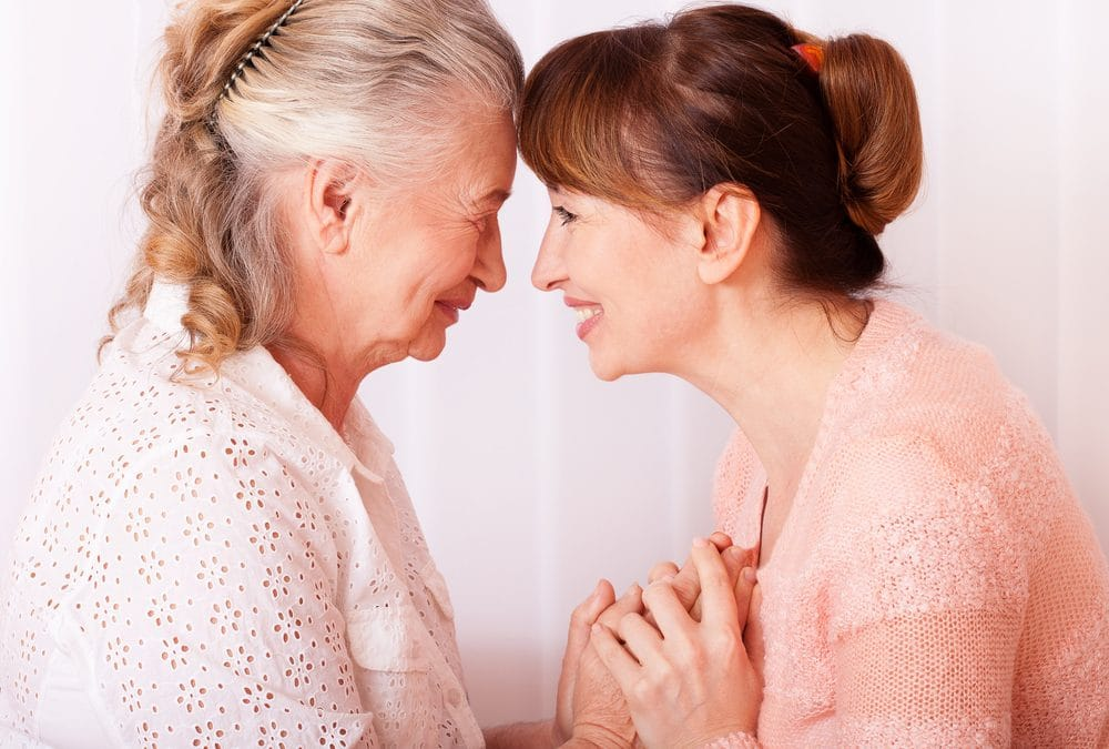 Caring for Someone with Alzheimer's